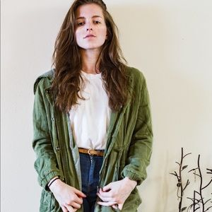 Military Style Jacket from Anthropologie